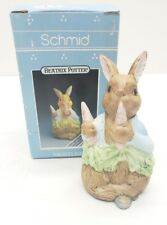 Schmid Beatrix Potter Free Standing Battery Operated Night Light Peter Rabbit