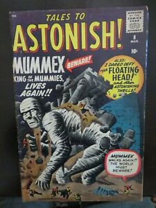 Tales To Astonish! Silver Age Comic # 8 March 1960