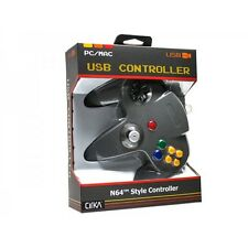 PC/ Mac N64 USB Controller (Gray) - CirKa