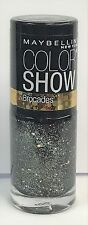 Maybelline Color Show Nail Lacquer - Brocades Collection - Black in Mirrors 780