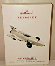 Hallmark Keepsake 2019 Ornament Legendary Concept Cars GM 1953 Firebird I