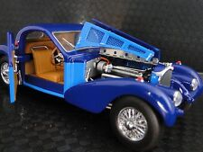 Bugatti 1930s Exotic Car Sport Vintage Classic 1 24 Metal Concept 18 Model 12