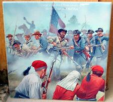 American Civil War - Confederate charge on the ZOUAVES~BULL RUN~ CERAMIC TILE