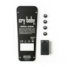 Dunlop Crybaby GCB95 Bottom Plate Kit ECB152C With Battery Cover
