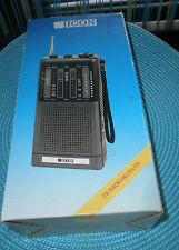 Vintage 1980s  Bicon multi band radio 835CC2  cb Radio receiver