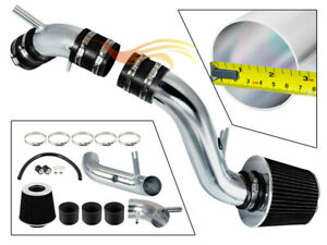 BLACK COLD AIR INTAKE KIT+DRY FILTER FIT FOR 97-01 Hyundai Tiburon 1.8L 2.0L L4
