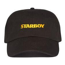 Starboy - XO hat the Weeknd Abel Strapback BLACK