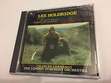 DIGITAL PREMIERE RECORDINGS FROM THE FILMS OF LEE HOLDRIDGE OOP - 1985 OST CD NM