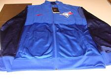Toronto Blue Jays Grande Com Capuz Track Jacket mlb Baseball Com Capuz Masculino Moderno Novo Com Etiquetas