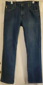 All American Clothing Co. Made In USA Men's blue jeans Size W34 x L36