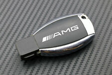 MERCEDES- BENZ KEY STICKERS AMG KEYCHAIN FOB SL SLK GL ML G E C S CLASS