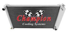 "3 Row Ace Radiator 17x28"" - 1971-1979,1986-1990 Caprice (Manual Transmission)"