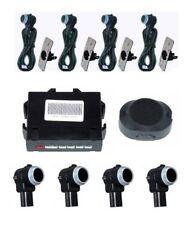 PREMIUM Einparkhilfe 4x SENSOR Rückfahrwarner PDC Parken 18mm viele Fahrzeuge