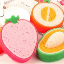 Fruits Sponge Cleaning Dish Washing Catering Scouring Pads Kitchen