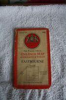 Ordance Survey Map of Eastbourne Sheet 183
