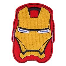 """The Avengers Iron Man Super Hero Embroidered Iron Sew On Patch 2.3""""X3.3"""""""
