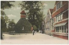 Bemerton Church & Rectory, F.G.O. Stuart 418 Postcard B815