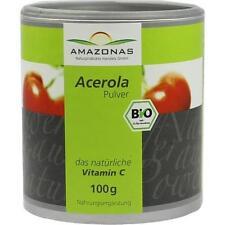 ACEROLA 100% Bio Pur nat.Vit.C Pulver 100 g PZN 6632586