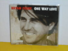 MAXI CD - BRYAN FERRY - ONE WAY LOVE