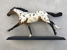 Breyer BreyerFest Horse #711017 Heartland Glossy Leopard Appaloosa Ruffian SR