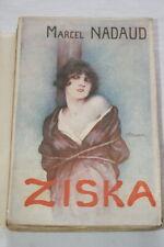 AVIATION ZISKA MARCEL NADAUD 1920