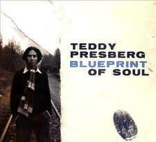 Blueprint of Soul [Digipak] by Teddy Presberg (CD, Mar-2010, Outright Music) NEW