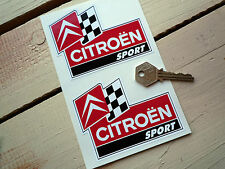 CITROEN SPORT historic  RACE RALLY CAR DECALS STICKERS