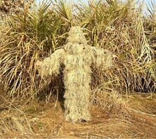 3D Desert Sniper jungle Ghillie Suit For SPORTS TRAVEL ARMY CAMPING HUNTING