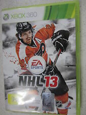 EA Sports NHL 13 Xbox 360 Game PAL