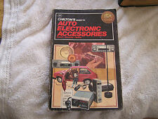 Chilton's Guide to Auto Electronic Accessories Sound Security Safety