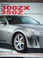 NISSAN DATSUN FAIRLADY 350ZX 350Z 260Z 240Z SKYLINE Z33 BRIAN LONG Z CAR STORY