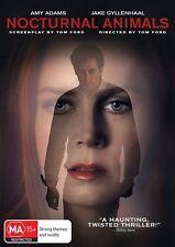 Nocturnal Animals (Dvd) Drama Thriller Amy Adams Jake Gyllenhaal Michael Shannon