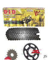 Kawasaki ZX-9R (ZX900 B1-B4) Ninja 94-97 DID X-Ring Chain & Sprocket Kit