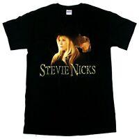 Stevie Nicks In Your Dreams Tour 2012 Gildan Tee - Fleetwood Mac - Black - 2XL
