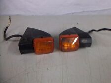 Pair of Used Rear Turn Signals for 1991-94 Honda CBR600F2