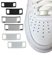 Blank Airforce 1 AF1 Metal Shoe Lace Plates Metal - Airforce One Metal Shoe Tag
