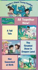 Dragon Tales 3 Stories VHS Reader's Digest Young Families Sealed New