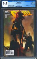 Cable 21 (Marvel) CGC 9.8  White Pages 1st appearance of Hope Summers as adult