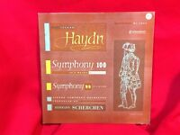 HAYDN Symphony 100 in G Major Military & Symphony 95 in C Minor WL5045 33rpm LP