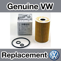 Genuine Volkswagen Golf MKVI (1K) 2.0TDi CR (10-) Oil Filter