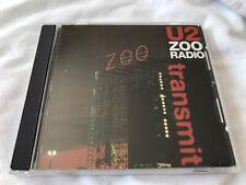 U2 ZOO RADIO TRANSMIT ULTRA RARE ALBUM NETWORK / ISLAND US PROMO ACHTUNG BABY