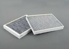BMW E39 OEM Cabin Air Filter Set - Activated Charcoal NEW 525i 528i 530i M5