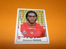 283 D. MBOKANI ROCHER AS MONACO LOUIS II PANINI FOOT 2011 FOOTBALL 2010-2011
