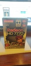 Sapphire Radeon HD 7770 Ghz Edition - USED w/ Retail Box Graphics Video Card