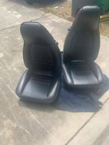 ORIGINAL PORSCHE  930 SEATS