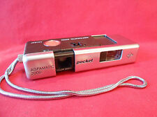Agfamatic 2000 Pocket Kamera Camera Agfa