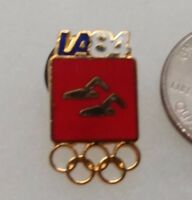 L.A. 84 Los Angeles Olympics Synchronized Swimming Pin