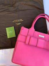 Kate Spade New York Quinn Villabella Leather Bag Pink