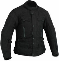 Australian Bikers Gear Adventure Infinity Motorcycle Waterproof CORDURA JACKET
