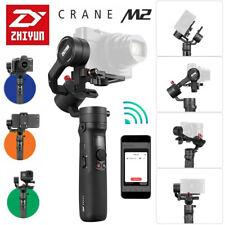 Zhiyun Crane M2 3-Axis Handheld Gimbal for Mirrorless Mobile Phone Action Camera